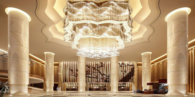 Luxurious Lighting Designs
