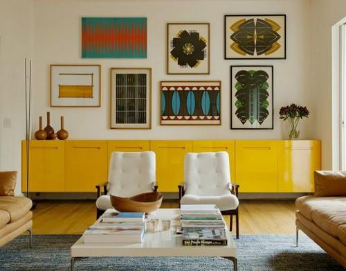 Top 50 Beautiful Sideboards for hotel bedroom Top 50 Beautiful Sideboards for Hotel bedrooms Top 50 Beautiful Sideboards for Hotel bedrooms 34TOP 50 MODERN SIDEBOARDS yellow sideboard