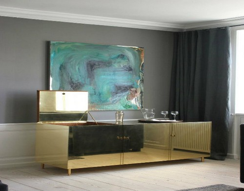 Top 50 Beautiful Sideboards for hotel bedroom Top 50 Beautiful Sideboards for Hotel bedrooms Top 50 Beautiful Sideboards for Hotel bedrooms 38TOP 50 MODERN SIDEBOARDS absolute dream brass