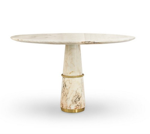 Amazing Modern Dining Tables to make your project especial Amazing Modern Dining Tables to make your project especial Amazing Modern Dining Tables to make your project especial Agra white marble round dining table