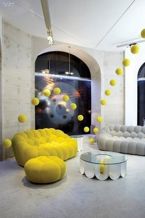Discover amazing modern sofas at Maison&Objet Paris discover amazing modern sofas at maison&objet paris Discover amazing modern sofas at Maison&Objet Paris Canap   Bubble de Sacha Sofa 402