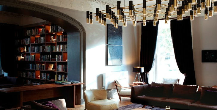 Top 50 Modern Suspension Lamps for the best design project