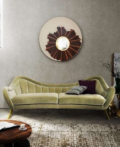 Discover amazing modern sofas at Maison&Objet Paris Discover amazing modern sofas at Maison&Objet Paris Discover amazing modern sofas at Maison&Objet Paris Hermes 2 setaer sofa Cotton velvet BRABBU Sofa 43