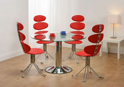 50 Modern Dining Chairs to use in Restaurant Decor 50 modern dining chairs to use in restaurant decor 50 Modern Dining Chairs to use in Restaurant Decor Modern Dining Chairs in Red Bubbles