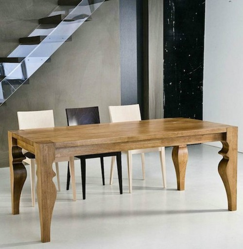 19 Ideas For Creating A Modern Dining Room: Amazing Modern Dining Tables To Make Your Project Especial