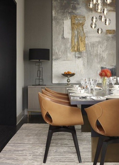 50 Modern Dining Chairs to use in Restaurant Decor 50 Modern Dining Chairs to use in Restaurant Decor 50 Modern Dining Chairs to use in Restaurant Decor Modern Leather Dining Chairs 12