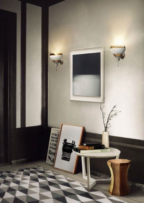 Beautiful Color Schemes with 50 wall lamps Wall Lamps Design Contract: 50 Modern Wall Lamps Sem t  tulo23