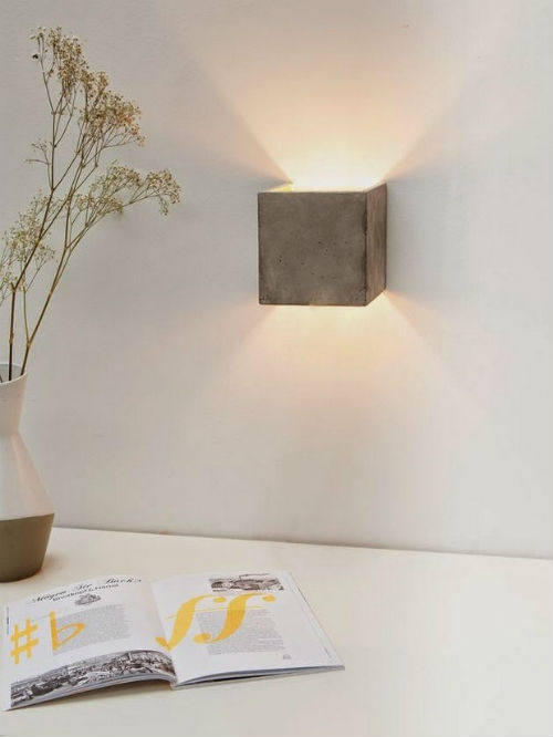 Beautiful Color Schemes with 50 wall lamps Wall Lamps Design Contract: 50 Modern Wall Lamps Sem t  tulo25