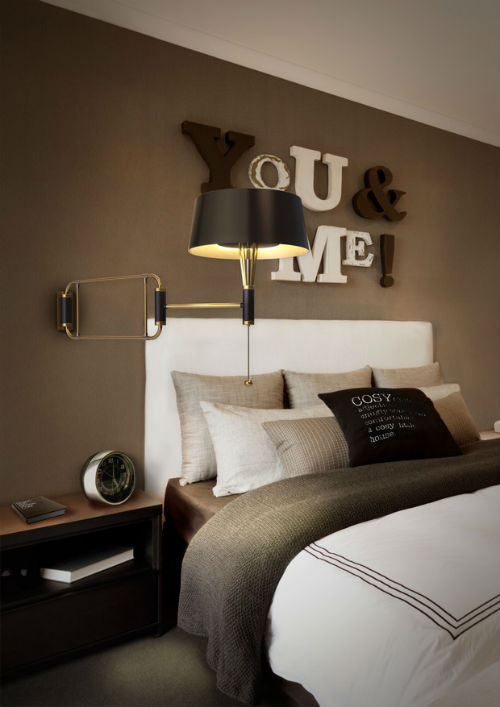 Beautiful Color Schemes with 50 wall lamps Wall Lamps Design Contract: 50 Modern Wall Lamps Sem t  tulo28