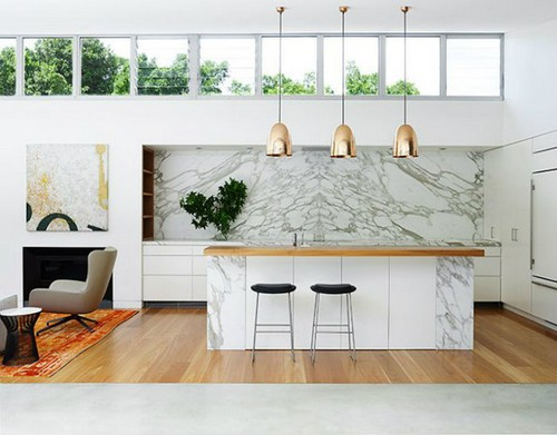 Top 50 Modern Suspension Lamps for the best design project Top 50 Modern Suspension Lamps for the best design project Top 50 Modern Suspension Lamps for the best design project TOP 50 MODERN SUSPENSION LAMPS Pavilion House by ArentPyke brass pendants kithen