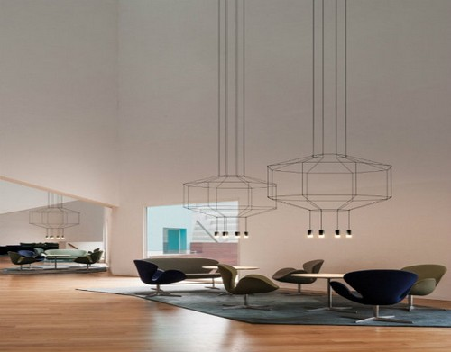 Top 50 Modern Suspension Lamps for the best design project Top 50 Modern Suspension Lamps for the best design project Top 50 Modern Suspension Lamps for the best design project TOP 50 MODERN SUSPENSION LAMPS Wireflow 3D Octagonal Pendant Light