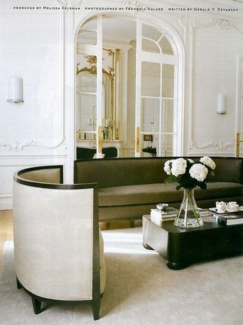 Discover amazing modern sofas at Maison&Objet Paris Discover amazing modern sofas at Maison&Objet Paris Discover amazing modern sofas at Maison&Objet Paris andree putman Modern Sofa 412