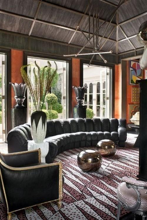 Discover amazing modern sofas at Maison&Objet Paris Discover amazing modern sofas at Maison&Objet Paris Discover amazing modern sofas at Maison&Objet Paris kelly wearstler living room Sofa 23
