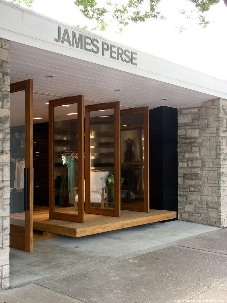 Best Store Design Projects by Marmol Radziner store design Best Store Design Projects by Marmol Radziner James Perse