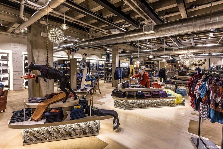 Best Store Design Projects by Marmol Radziner store design Best Store Design Projects by Marmol Radziner Saks large