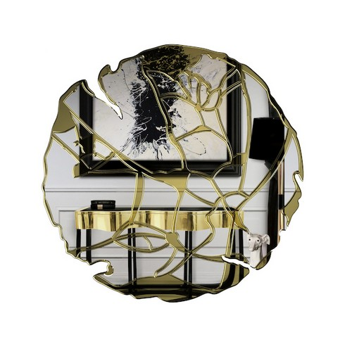 20 Modern Mirrors for Luxury Projects