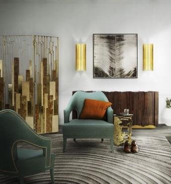 Brabbu armchairs in Fairmont Hotel Vier Jahreszeiten