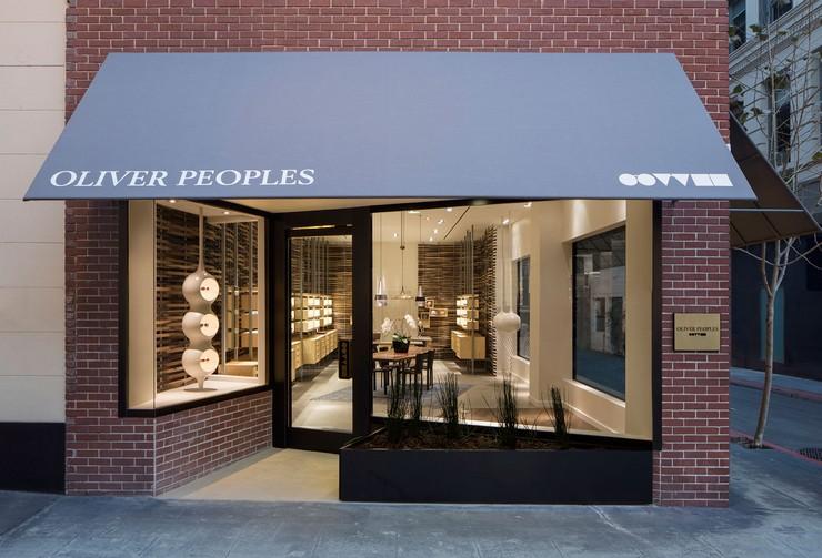 Best Store Design Projects by Marmol Radziner store design Best Store Design Projects by Marmol Radziner oliver peoples