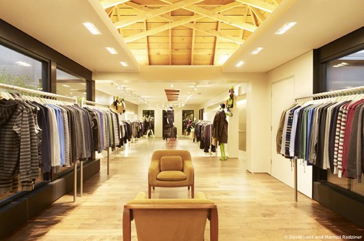 Best Store Design Projects by Marmol Radziner store design Best Store Design Projects by Marmol Radziner vince store melrose1
