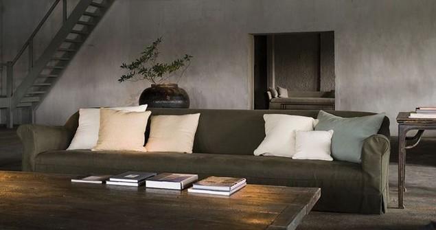 Outstanding Sofa by Axel Vervoordt Sofa design Outstanding Sofa design by Axel Vervoordt Brian 375
