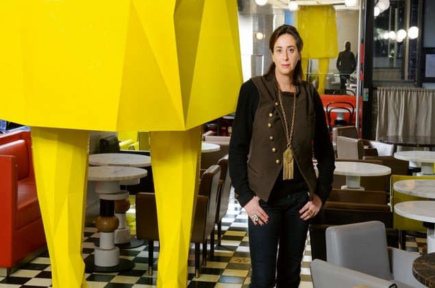 The must-see India Mahdavi Restaurant projects