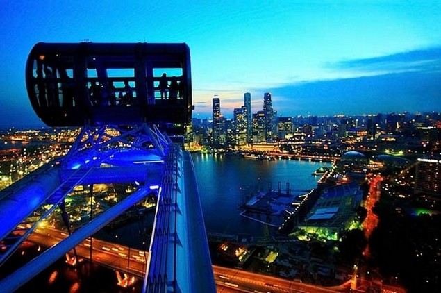 Outstanding Rooftop Restaurant and Bars in Singapore