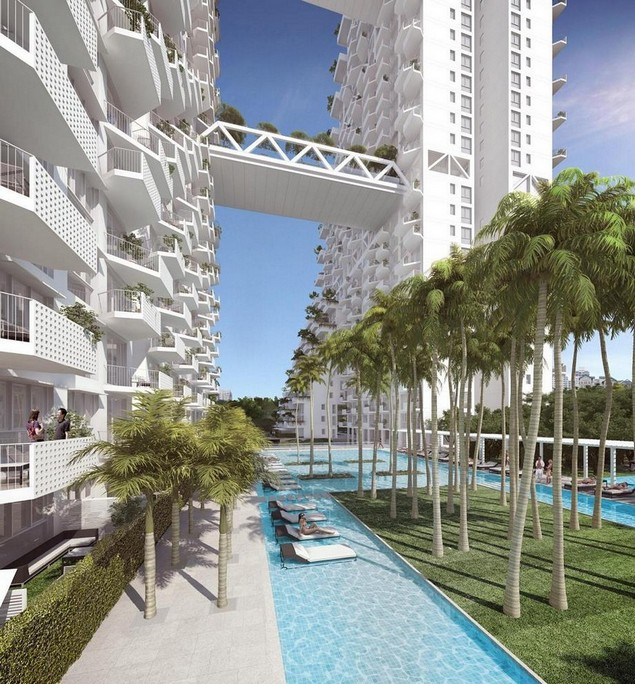 Amazing Architecture Project: Singapore´s Sky pool