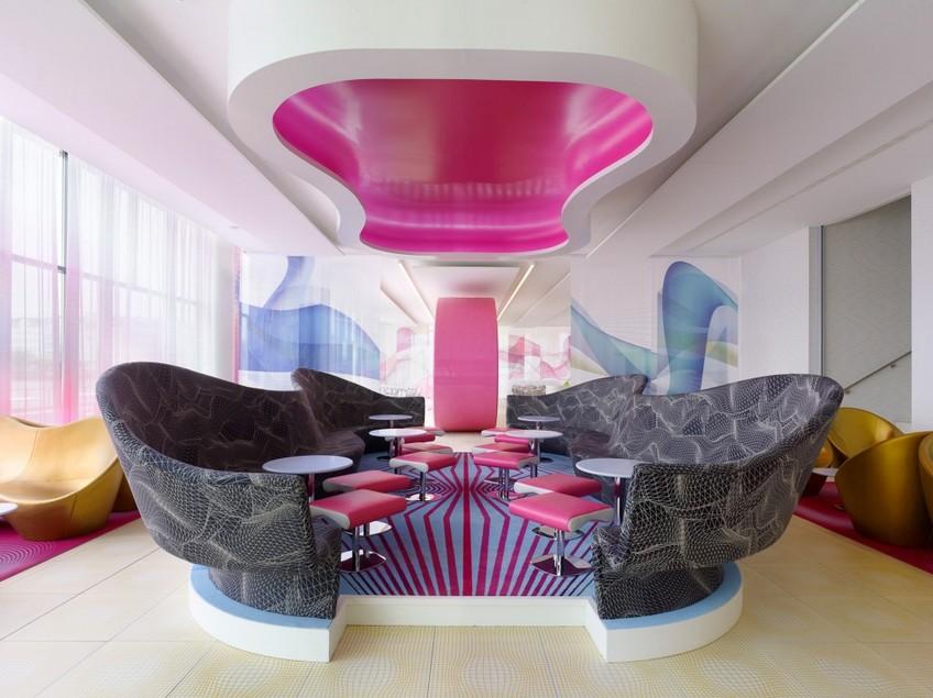 NHow Berlin Hotel designed by Karim Rashid Karim Rashid Karim Rashid Outstanding Hotel Design: Nhow Hotel Karim Rashid Outstanding Hotel Design Nhow Hotel 1