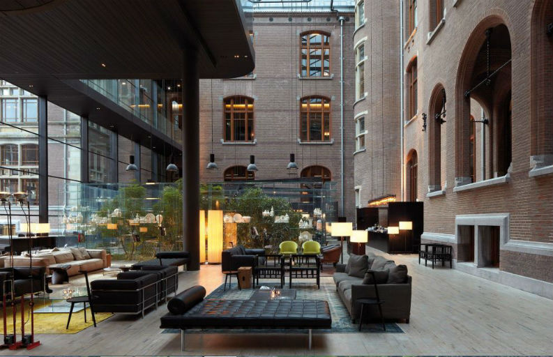 piero lissoni Top 6 Iconic Hospitality Design Projects by Piero Lissoni We Love Top 6 Iconic Hospitality Design Projects by Piero Lissoni We Love Conservation Hotel em Amesterdao