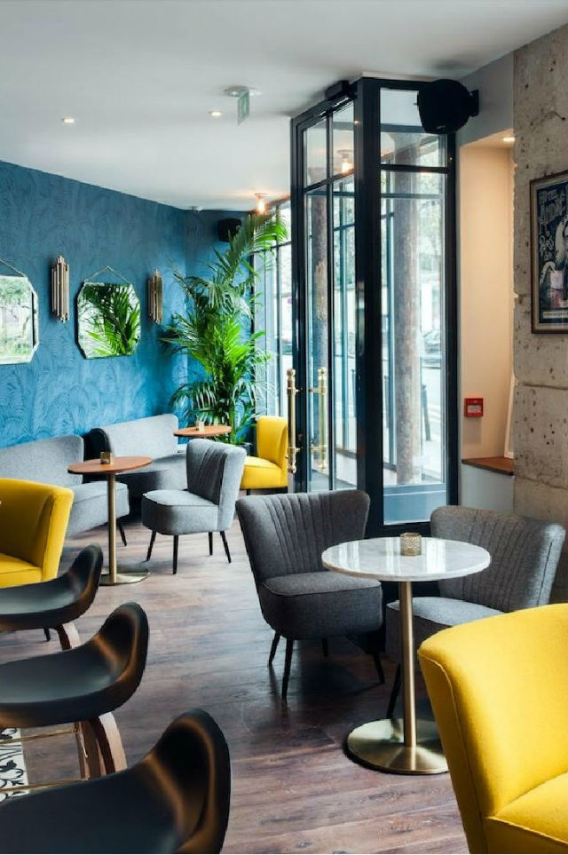 5 places to Stay during Maison et Objet 2017 maison et objet 5 places to Stay during Maison et Objet 2017 Get Inspired By The Andr   Latin Hotel Interior in Paris 6