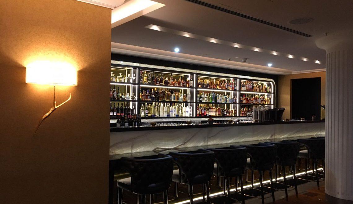 sofitel frankfurt opera Meet the New Sofitel Frankfurt Opera Hotel Interior Design Lilis Bar with BRABBU 4 1140x660