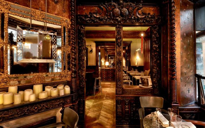 interior design The amazing interior design of the Caffè Stern in Paris 21 1