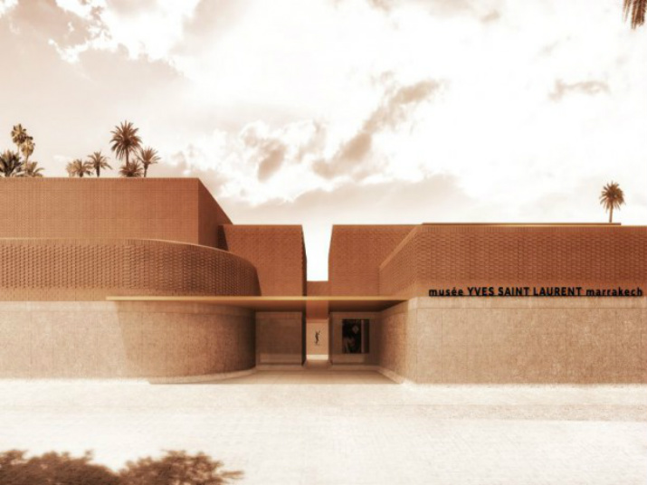 Yves Saint Laurent Yves Saint Laurent museum in Marrakech by Studio KO 21