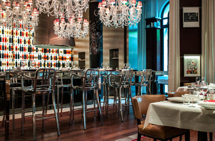 hospitality project Philippe Starck presents is new hospitality project! Le Royal Monceau Philippe Starck Paris France
