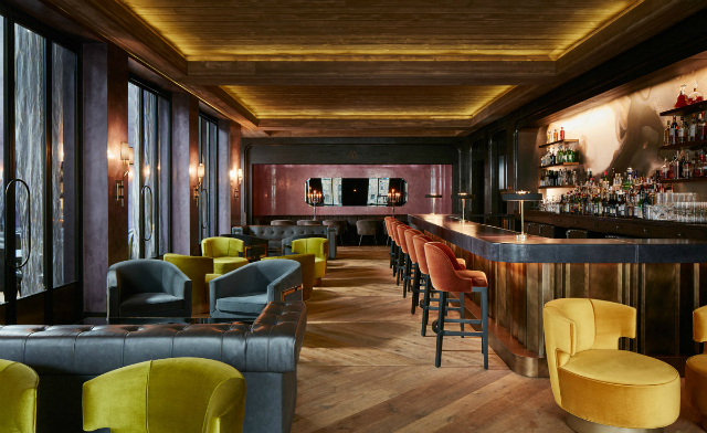 Best restaurants design trends for 2017 design contract for Trendiest hotels in chicago