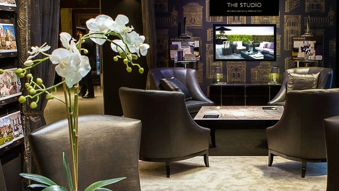 Best hospitality design studios