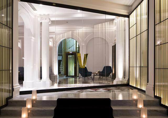 Meet The Hotel Vernet designed by François Champsaur François Champsaur Meet The Hotel Vernet designed by François Champsaur h  tel vernet 12