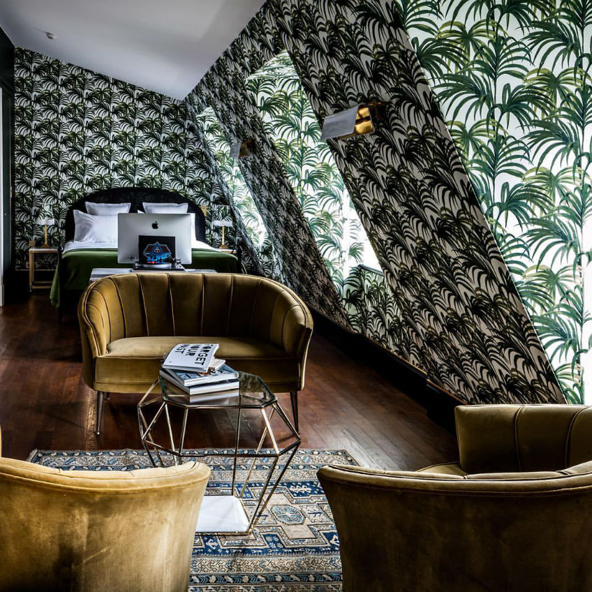 Best boutique hotel design in Paris hotel design Best boutique hotel design in Paris Hotel Providence 10 redi