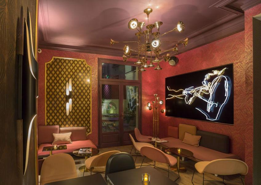 Best boutique hotel design in Paris hotel design Best boutique hotel design in Paris Hotel idol delightfull redi