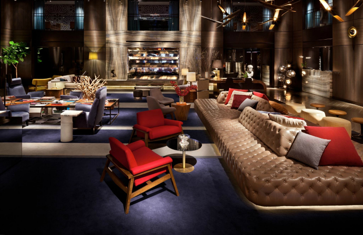 ICFF 2017: The best Luxury Hotels to stay during the show luxury hotels ICFF 2017: The best Luxury Hotels to stay during the show Paramount Hotel in New York capa