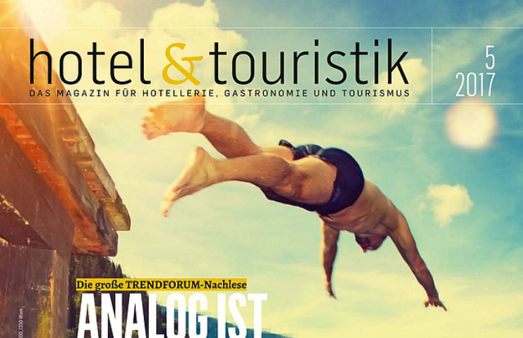 6 Top Hospitality Design Magazines in German You Must Read hospitality design 6 Top Hospitality Design Magazines in German You Must Read hotel und touristik at 1