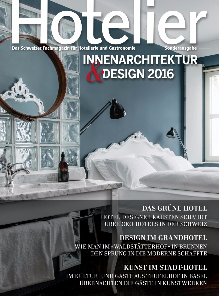 6 Top Hospitality Design Magazines in German You Must Read hospitality design 6 Top Hospitality Design Magazines in German You Must Read hotelier ch