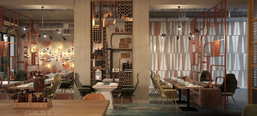 The Best Contract Projects Around The World by Kitzig Interior Design Contract Projects The Best Contract Projects Around The World by Kitzig Interior Design International Hotel Group Berlin
