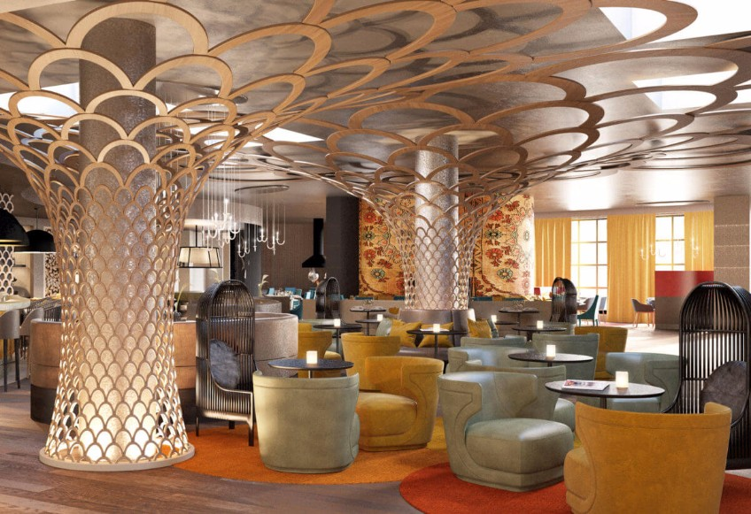 The Best Contract Projects Around The World by Kitzig Interior Design Contract Projects The Best Contract Projects Around The World by Kitzig Interior Design Mercure Minsk Belarus
