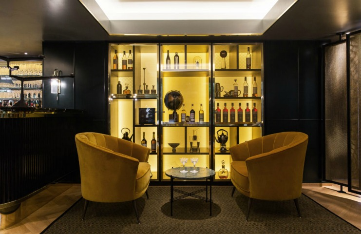 Restaurant & Bar Design Awards: Meet THE BAR at The Athenaeum Hotel