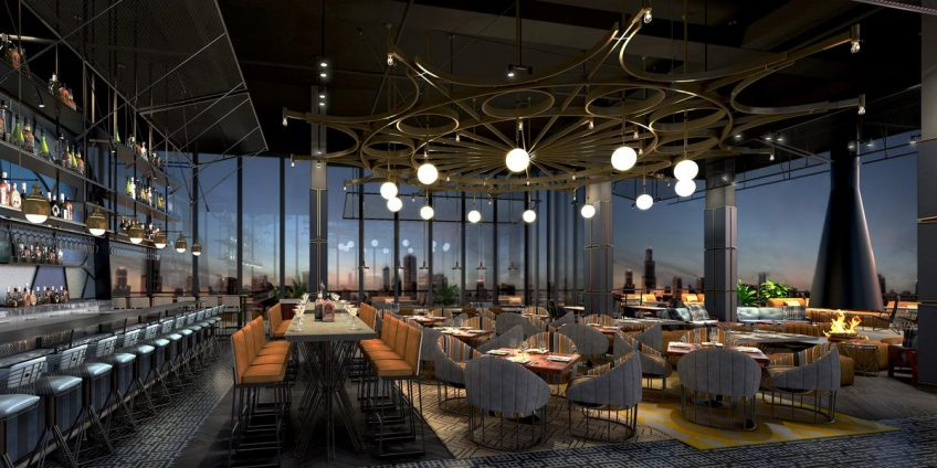 The Best Inspiration To Take From The 13th Hospitality Design Awards hospitality design The Best Inspiration To Take From The 13th Hospitality Design Awards Westlight Brooklyn  e1498214782223