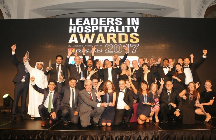 Highlights & Winners of the Leaders in Hospitality Awards 2017