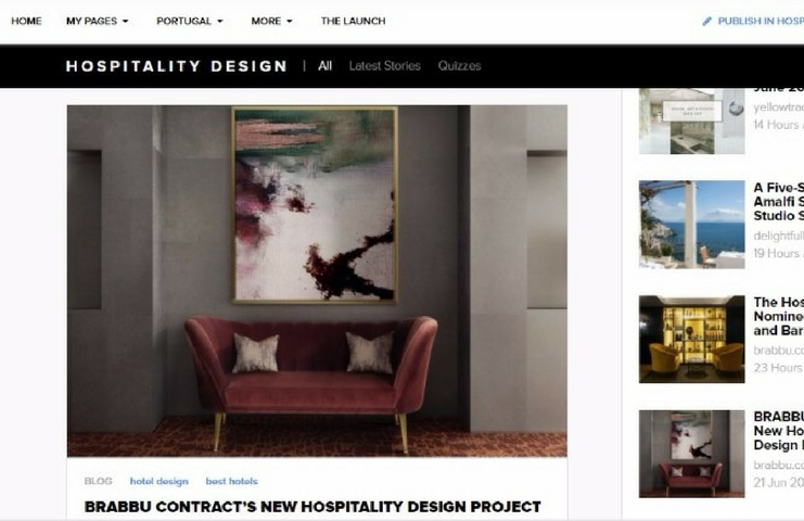 5 Amazing Hospitality Design Blogs to Seek Inspiration