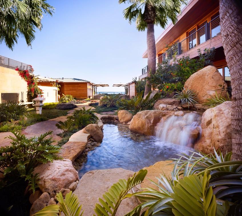 Meet the New Luxury Hotel NOBU RYOKA in the Amazing Malibu Beach luxury hotel Meet the New Luxury Hotel NOBU RYOKA in the Amazing Malibu Beach 014 NM Garden 1 result