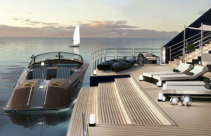 Luxury Hotels overseas Meet the future Ritz-Carlton Yacht Collection